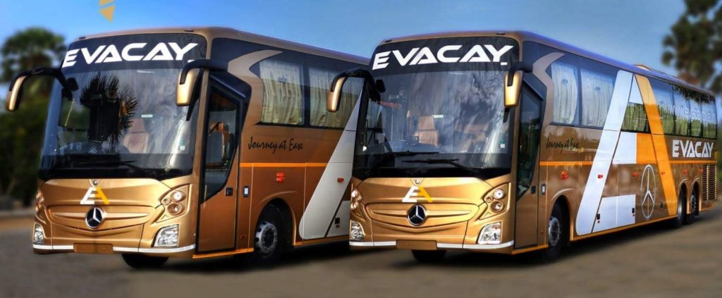 Evacay Bus – Routes, Ticket Booking, Images, Reviews featured image
